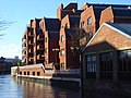 Apartments beside the Kennet, Reading - geograph.org.uk - 678955.jpg