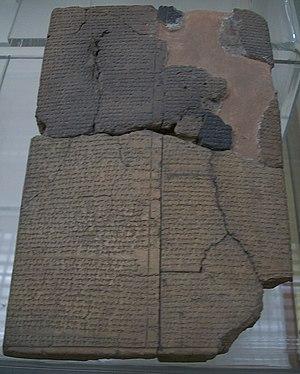 Ḫattušili III - Apology of Hattusili III