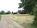 Approaching Le Grys Farm - geograph.org.uk - 1374903.jpg