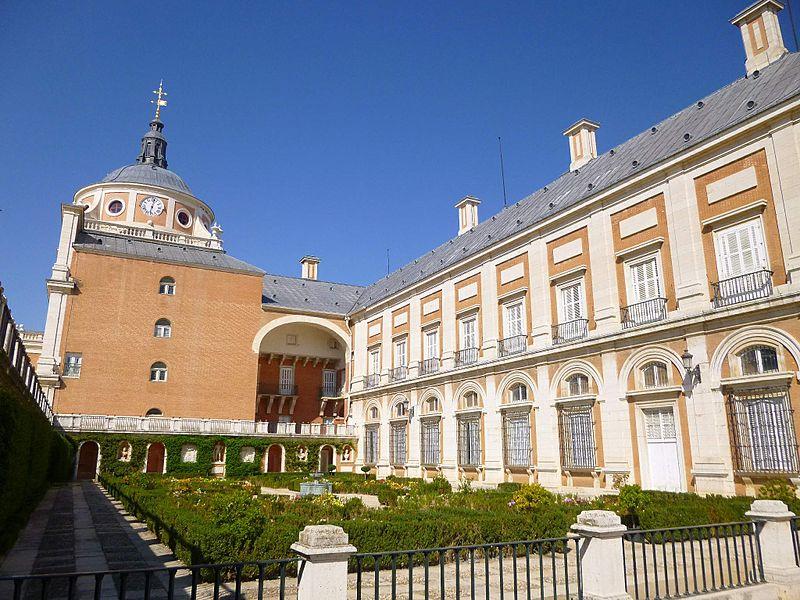 File aranjuez real sitio palacio real y jardin del rey for Aranjuez palacio real y jardines