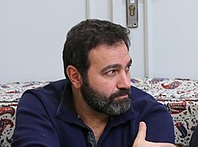 Arash Majidi at the meeting with Ali Khamenei.jpg
