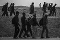 Arba'een In Mehran City 2016 - Iran (Black And White Photography-Mostafa Meraji) اربعین در مهران- ایران- عکس های سیاه و سفید 20.jpg