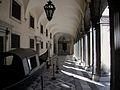 Arcades del pati del Palau Ducal de Venècia.JPG