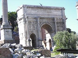 Arch of Septimius Severus (Rome) 3.jpg