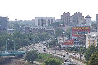 Yaroslavl Oblast - Image: Architecture of Yaroslavl panoramio (130)