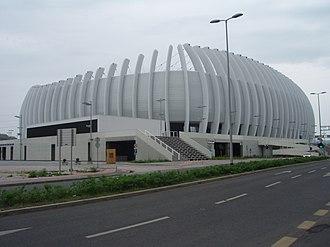 Arena Zagreb - Image: Arena Zagreb panoramio
