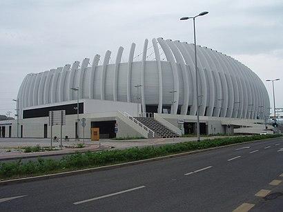 Kako doći do Arena Zagreb javnim prijevozom - O mjestu