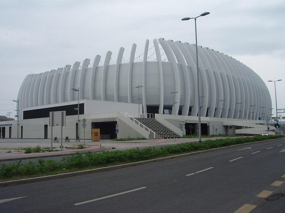 Arena Zagreb - panoramio