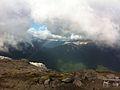 Argentina - Mt Tronador Ascent - 57 - rainbow over the valley (6831142164).jpg