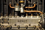 Argus Motoren AS 1 detail from Deutsches Technikmuseum Berlin.JPG