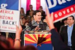 Arizona Governor Doug Ducey Speaks At Prescott Election Eve Rally (45738733122).jpg