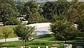 Arlington National Cemetery - JFK Grave Site plaza - 2011.jpg