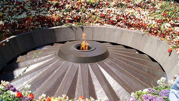 Armenian genocide Memorial, 2017 (2).jpg
