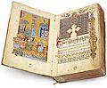 Armenian illuminated manuscript - Adoration of the Magi.jpg