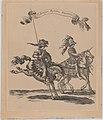 Armiger, Ephebus, Americani, from 'Courses de Testes et de Bagues Faittes par Roy et par les Princes et Signeurs de sa Cour, en l'annee 1662' (Grand Carrousel) MET DP874861.jpg