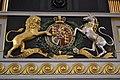 Armoiries royales All Souls.JPG