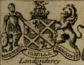 Arms of Robert Stewart Earl of Londonderry 1808.png
