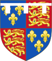 Arms of the Prince of Wales (Modern).svg