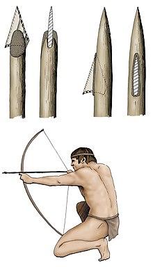 cb6e0e8a8 Arco y flecha - Wikipedia