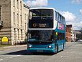 Arriva Merseyside bus 4129 (CX06 EBM), 29 July 2007.jpg