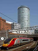 Arriving at Birmingham's New Street station - geograph.org.uk - 1234202.jpg