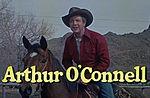 Schauspieler Arthur O'Connell