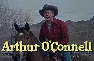 O'Connell, Arthur (1908-1981)