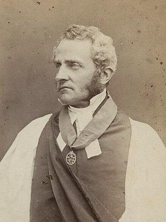 Arthur Penrhyn Stanley - Image: Arthur Penrhyn Stanley by John Watkins