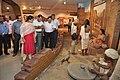 Arun Goel Visits Science And Technology Heritage Of India Gallery With NCSM Dignitaries - Science City - Kolkata 2018-09-23 4340.JPG