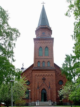 Image illustrative de l'article Église d'Asikkala