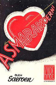 Cover of Asmara Moerni novelisation
