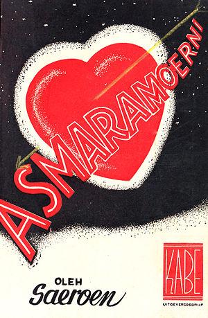 Asmara Moerni - Image: Asmara Moerni cover