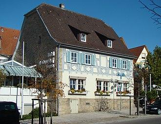 Asperg - Asperg Restaurant Lamm