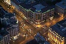 Danubius Hotel Astoria City Budapest