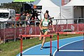 Athletics at the 2018 Summer Youth Olympics – Girls' 400 metre hurdles - Stage 2 06.jpg