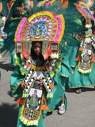 Kalibo - Ati-Atihan street dance 2007
