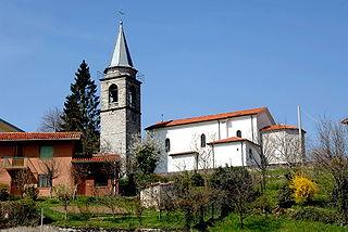 Attimis Comune in Friuli-Venezia Giulia, Italy