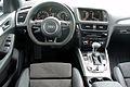 Audi Q5 Facelift S line 2.0 TFSI quattro tiptronic Daytonagrau Interieur.JPG