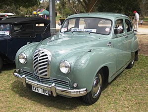 Austin A70 - Austin A70 Hereford
