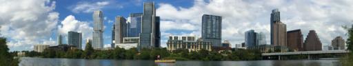 Austin panorama 2018