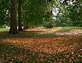 Autumn at Mount Gate ,- Kensington Gardens - geograph.org.uk - 2642521.jpg
