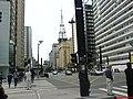 Av Paulista e seus Movimentos no dia de Sabado - Sao Paulo-SP - panoramio.jpg