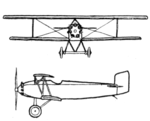 Avia BH-20 2-view L'Aéronautique July,1927.png