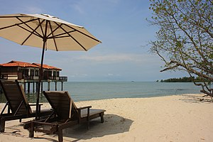 Port Dickson (town) - A view of Port Dickson's beaches