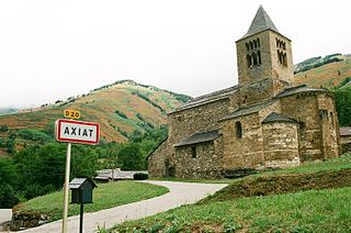 Axiat Commune in Occitanie, France