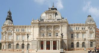 Cartagena, Spain - Cartagena's City Hall