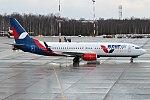 Azur Air, VQ-BMW, Boeing 737-86J (38520769554).jpg