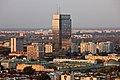 Błękitny Wieżowiec na Placu Bankowym w Warszawie.jpg