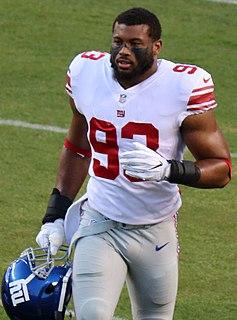 B. J. Goodson American football linebacker