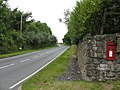 B4318 At Gumfreston - geograph.org.uk - 1413386.jpg